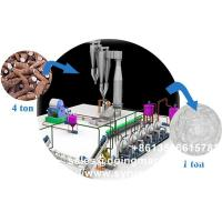 Buy cheap Tapioca flour making machine / Cassava starch extraction equipment from wholesalers