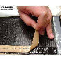 Waterproof double sided butyl rubber sealing tape black or gray color adhesive available Manufactures