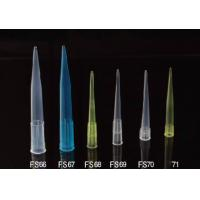 Lab Disposable PP Gilson Universal Pipette Tip for Finn Manufactures