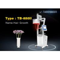 Cold Laser Therapy 650nm Diode Laser Hair Growth Machine Touch Screen for Hair Loss Therapy Manufactures