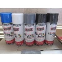 China 400ml Aerosol Spray Paint General High Gloss Purpose Interior / Exterior Applied on sale