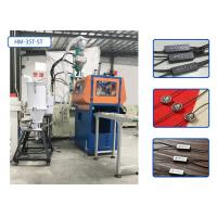 Waxed Cotton Rope Plastic Injection Moulding Machine With Hot Stamping / Crusher Manufactures