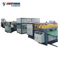 China Coroplast PP Hollow Sheet Extrusion Line For Protection Printing Packaging on sale