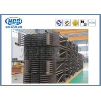 Fossil Fuel Power Plant Superheater And Reheater Heat Exchanger / Boiler Accessories Manufactures