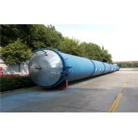 Brick / Rubber / Food / Glass Industrial Autoclave For Wood Plant 3.2m × 31m Manufactures