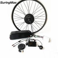 China Easy Assembling Ebike Conversion Kit , 48v 350w Electric Hub Motor on sale