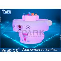 Flashing Beach Play Plastic Candy Bear Sand Table Amusement Game Machines Manufactures