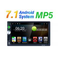 Multi - Touch Support Mp5 Car Stereo Capacitive Android 7.1 Operating System Manufactures