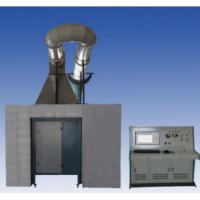 ISO13823 Fire Testing Equipment / Building Materials And Products Single Burning Item Test Machine (SBI) Manufactures