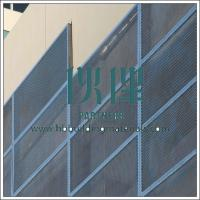 China Perforated metal used as exterior wall, building sunshade, wall facade,China supplier on sale