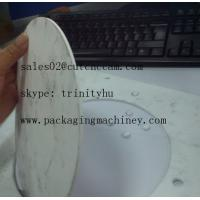PTFE gasket CNC cutting sample making small production cutting table Manufactures
