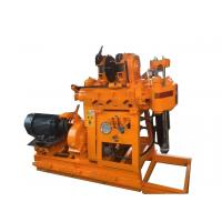 Water Well And Borehole Drilling Machine 300mm Leave Distance ISO Standard Manufactures