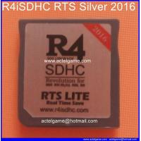 R4iSDHC RTS Lite (The silver) 2016 3DS game card 3ds flash card Manufactures