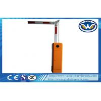 Articulated Boom Security Car Park Barriers With 4.5 meters 90 Degree Manufactures