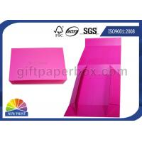 Custom Printing Foldable Paper Box for Gift Packaging with Cardboard or Art Paper Manufactures