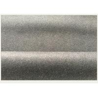 30 W 60 Polyester Twill Wool Fabric Black 600 Gram Per Meter In Stock Manufactures