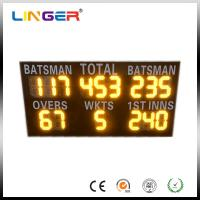 Buy cheap Commercial Led Display , Led Advertising Screen IP54 / IP65 Waterproof from wholesalers