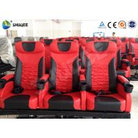 4DM Motion Chair Pu Leather Electronic Dynamic System 3DOF Cylinder Manufactures