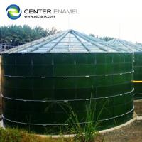 Minimal Maintenance Stainless Biogas Storage Tank With Superior Corrosion Resistance Manufactures