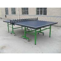 Folded Table Tennis Table (TE-201) Manufactures