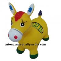 PVC Inflatable Animal/ Bouncing Animal Toy for Children Manufactures
