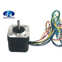 24v dc brushless motor Square Flange Brushless DC Motor 42BLS Series 100W 120 Degree Electrical Angle Manufactures
