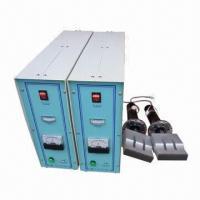 China Ultrasonic Welding System, Including Ultrasonic Generator, Transducer and Horn in Nonwoven Machinery on sale