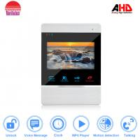 Quality 4.3inch AHD960P Video Door phone for villa system for sale