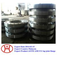 ASTM A182 F11 F22 F91 F9 F5 WN SO SW blind plate lap joint flange forging disc ring bleed ring Manufactures