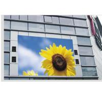 16*16 dots outdoor RGB rental led Full Color display board 110 / 220V