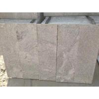 China Wave Sand  Granite Tiles for floor wall stair polished honed flamed cut to size on sale