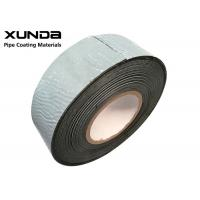 Anti Corrosion Self Adhesive Bitumen Tape For Pipeline Joints And Fittings Manufactures