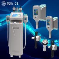 NUBWAY 2014 newest design cryolipolysis cool shape fat NBW-C325 / cryolipolysis machine Manufactures