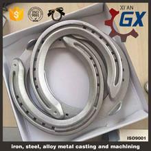 China Wholesale Aluminum Nail Racing Horseshoes on sale