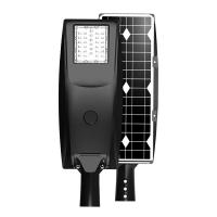 Outside Energy Saving Solar LED Street Lighting With 5050 LED Chip , AC100-240V Manufactures