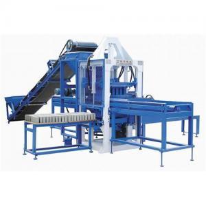 XH03-25 Semi-automatic building block making machine Manufactures