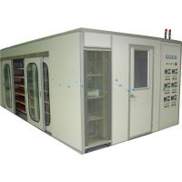 PUR Foam Temperature Aging Test chamber with flame retardant material Manufactures