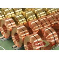 C2680 C2801 C2600 Thin Brass Strip Coils Bearing Bushing ISO Approval Manufactures