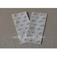 Customzied Logo Flat Bottom Fast Food Paper Carry Bag Accessories Disposable Manufactures