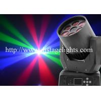 DMX 200 Watts 2 in 1 DJ Stage Lights 6pcs Bee Eyes Led Moving Head Light Manufactures
