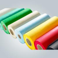 Hydrophilic PP Non Woven Fabric Wear Resistant For Table Cloth / Sofa Cover Manufactures