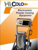 Quality Manual powder coating equipment for sale