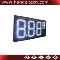 12 Inches Outdoor LED Gas Price Display for EXON, MOBIL, BP - 8.88 ^9 Manufactures