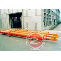 China Open die forging: piston forging, piston rod, cylinder rod EN, ASTM, DIN standard high tem on sale