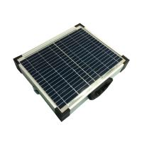 High Effiency Foldable Solar Panel 12V 20W  Monocrystalline Silicon 156×156 Mm Manufactures