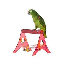 acrylic portable play gym bird stands,for conures and cockatiel ,medium Manufactures