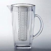 Juice Pitcher, Made of AS Material, Available in Transparent Color Manufactures