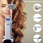 Low Level 650nm / 670nm Diode Laser Machine Hair Growth Machine Hair Loss Treatment BS-LL7H Manufactures