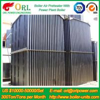 Buy cheap 130 MW CFB / Water Boiler Petroleum Gas Hot Industry Air Preheater For Boiler from wholesalers