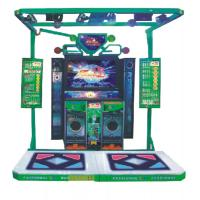 China Amusement Coins Dance Mat Arcade Machine 550W For Game Center MA-QF301-7 on sale